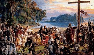 Philip Steele: Mieszko I nawrócił się z powodów religijnych, a nie politycznych
