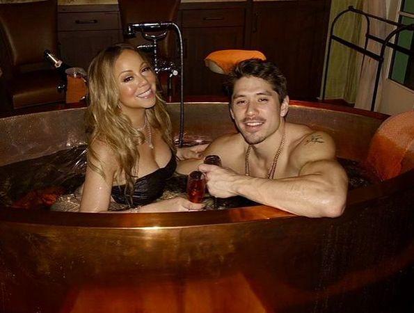 Mariah Carey zerwała z młodszym chłopakiem! O co poszło?