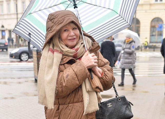 Maria Szabłowska jest dumna z córki