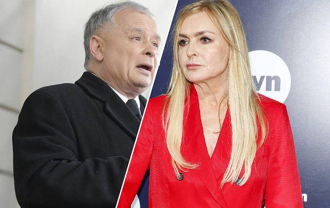 Monika Olejnik w mocnych słowach podsumowała Jarosława Kaczyńskiego w swoim najnowszym felietonie