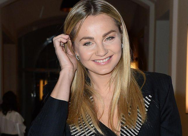 Małgorzata Socha pokazała zdjęcie bez makijażu