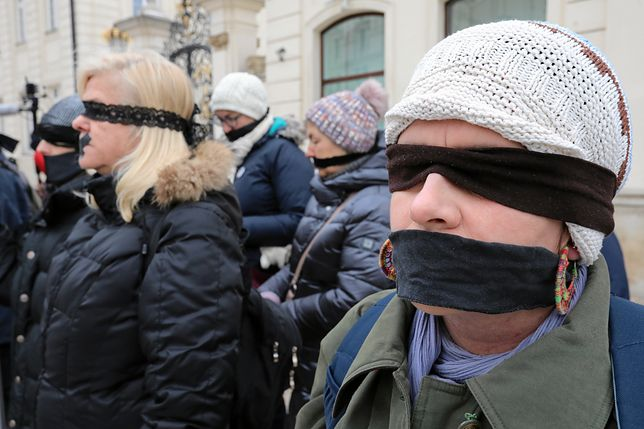 Protest wzorowany jest na działaniach rumuńskiej opozycji