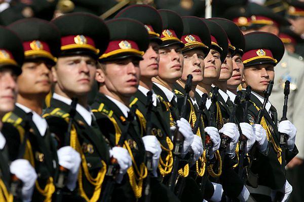 Żołnierze ukraińscy