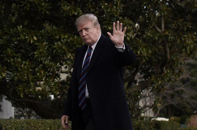 Donald Trump zbuduje krótszy mur niż planował? Jest decyzja Kongresu