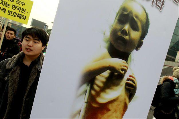 UNICEF: życie dzieci w Korei Północnej zagrożone z powodu katastrofalnej suszy