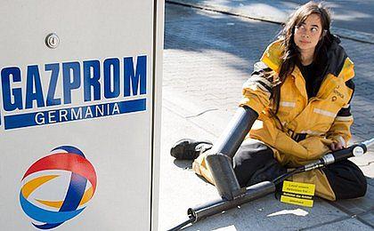 Gazprom: będziemy honorowali umowy gazowe z Niemcami