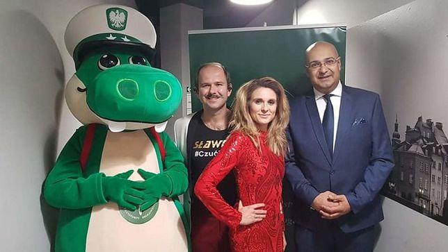 Sławomir i Kajra w kampanii dot. bezpieczeństwa w ruchu drogowym