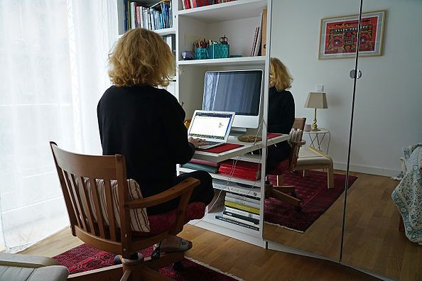 Home office podczas pandemii