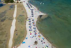 Rajska laguna w Chorwacji. Miękki piasek, płytka woda i boski widok