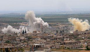 Syria. Obserwatorium: Izrael zaatakował pozycje syryjskiej armii