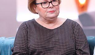 Ilona Łepkowska o pracy i wyborach 10 maja