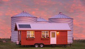 """Najpiękniejszy mały dom według """"Forbesa"""". Sprawdź, jak wygląda w środku"""
