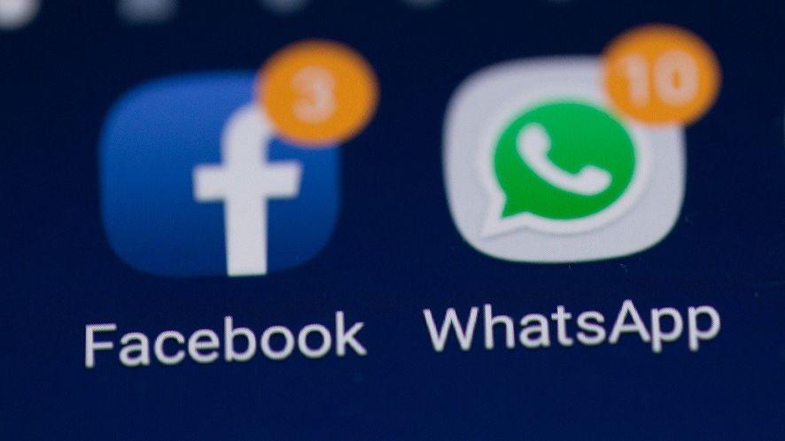 WhatsApp i Facebook