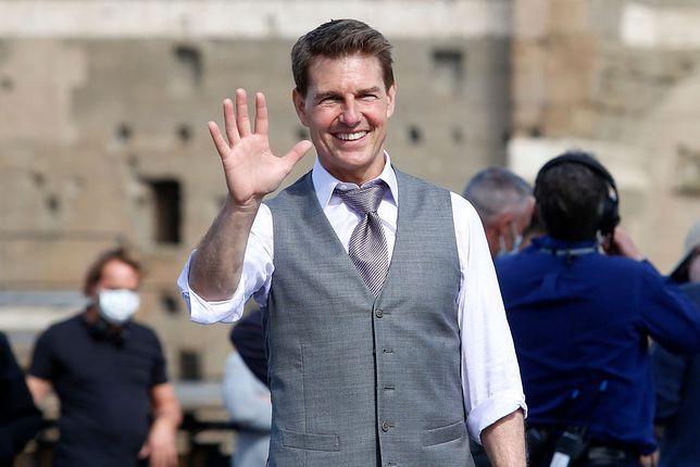 Tom Cruise został pozwany w warszawskim sądzie