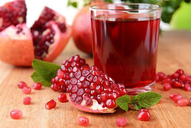 Sok z granatu - wartości odżywcze i właściwości. Jak zrobić sok z granatu?
