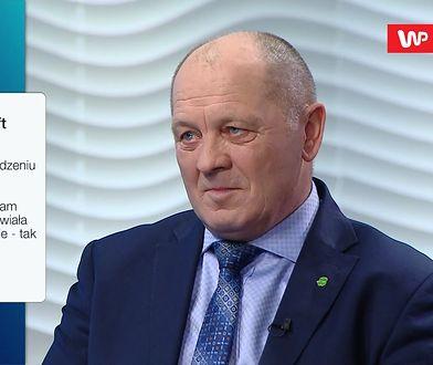 """""""To upokarzające"""". Marek Sawicki ostro o TVP"""