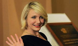 Cameron Diaz wzdycha do Colina Firtha