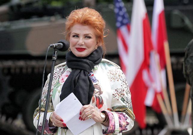 Georgette Mosbacher była z wizytą w polskim MSZ