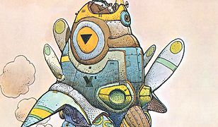 Moebius: Kroniki metaliczne. Chaos