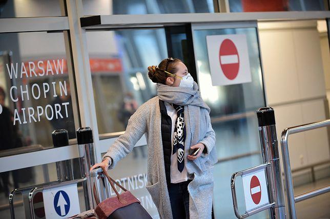 Koronawirus w samolocie LOT. Wirusa przywieźli polscy turyści z Dominikany
