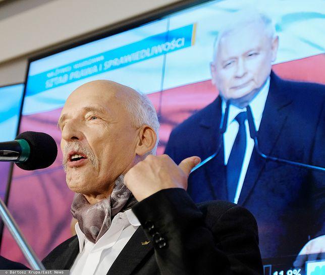 """Konfederacja """"ukradła"""" wyborców PiS. Skrajna prawica zabiera marzenia Jarosławowi Kaczyńskiemu"""