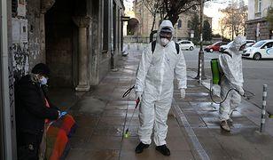 Zła sytuacja w Rosji. Wzrasta liczba osób zakażonych koronawirusem