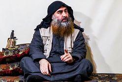 """Lider ISIS """"znowu żyje"""". Grozi długą wojną terrorystyczną przeciwko Zachodowi"""