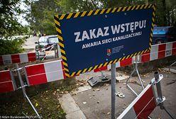 Awaria pompowni ścieków w Jaworznie. Urzędnicy zapowiadają zmasowane kontrole wszystkich oczyszczalni