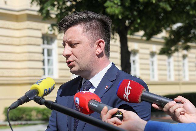 Michał Dworczyk wydał kolejne oświadczenie. Chodzi o atak hakerski
