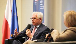 Jacek Czaputowicz wyjaśniał okoliczności zatrzymania Ihora Mazura