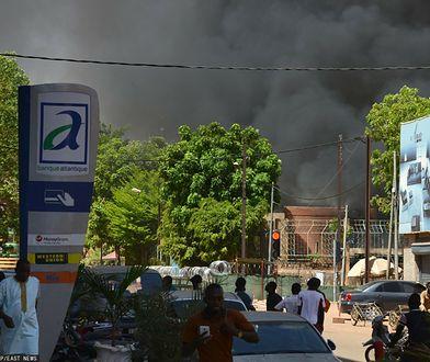 Burkina Faso. Karetka pogotowia eksplodowała, są zabici