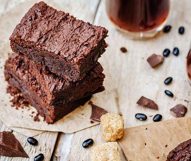 Czekoladowe ciasto z fasoli - zdrowy i smaczny smakołyk