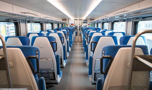 W końcu PKP Intercity zrobiło porządek z rezerwacją miejsc.