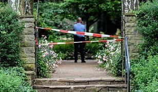 Nożownik zaatakował w parku w Viersen w Niemczech