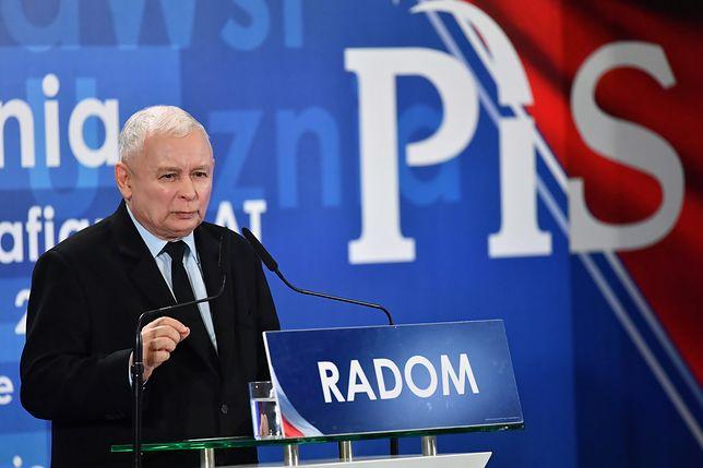 Jarosław Kaczyński stwierdził, że PiS wygrał wybory i nie da się tego podważyć