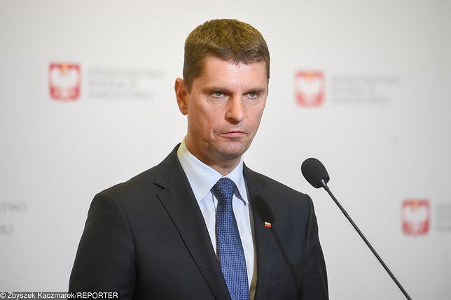 Minister edukacji Dariusz Piontkowski mówił, że warto zastanowić się, czy organizować marsze równości w przyszłości.