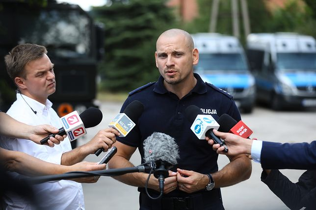 Dawid Żukowski poszukiwany. Nowe informacje policji