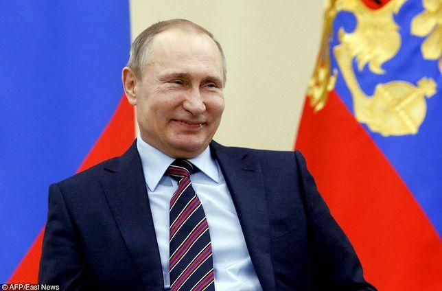 Według sondaży Władimir Putin może być pewny wygranej