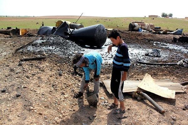 Raport: 250 tys. dzieci na oblężonych terenach w Syrii głoduje