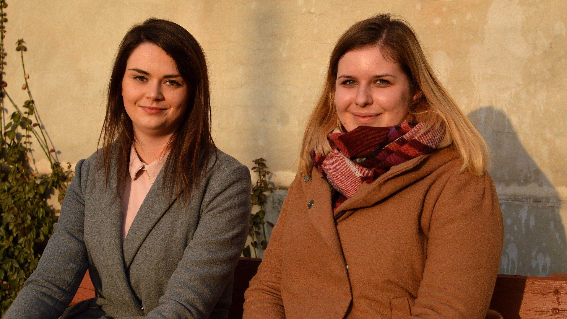 Ola i Michalina są pracowniczkami socjalnymi