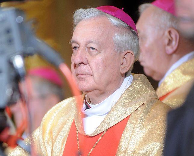 Abp Juliusz Paetz był metropolitą poznańskim w latach 1996-2002