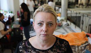 Iwona Hartwich, opiekun osoby niepełnosprawnej. Liderka protestu w Sejmie