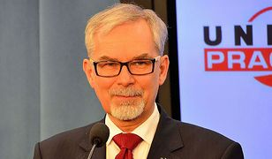 Waldemar Witkowski należy do polityków lewicowych