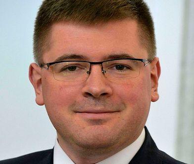 Tomasz Rzymkowski jest posłem należącym do ugrupowania Kukiz'15
