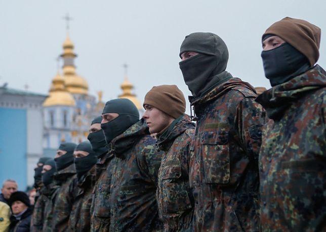 Ukraińcy: zatrzymaliśmy 41 Rosjan podejrzanych o terroryzm