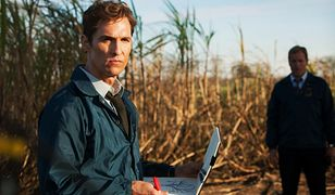 """Matthew McConaughey na planie serialu """"Detektyw"""""""