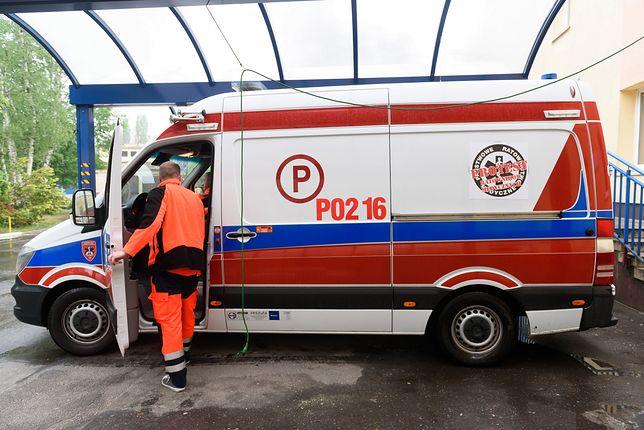 Poznań. Poważny wypadek. Ustalają, kto zawinił.