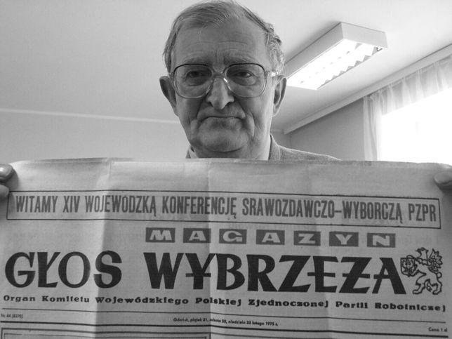 Mirosław Gliński nie żyje. Był dyrektorem Muzeum Stutthof oraz Muzeum Gdańska