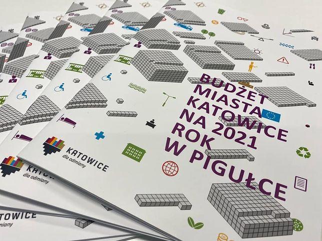 Katowice. Budżet na 2021 rok w pigułce