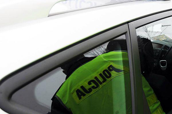 Groźny wypadek na krajowej 5. Czołowe zderzenie dwóch samochodów
